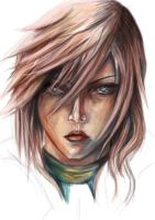 Lightning Farron WIP by supersonic-unicorn