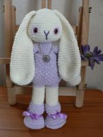 White Rabbit - 1 by Trisha-N