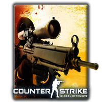 Counter Strike GO icon by pavelber