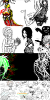 Iscribble dump - porn included by Naimane