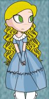 Alice... by angell0o0