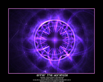 enter the wormhole by fraterchaos