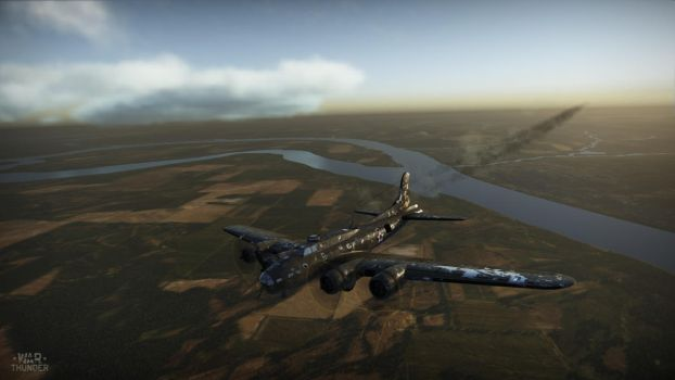 War Thunder: True To It's Name by PurplePhantom104