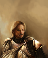 Jaime Lannister by ruxi