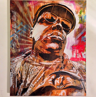 The sky is the limit - Biggie Smalls by artbydavidc