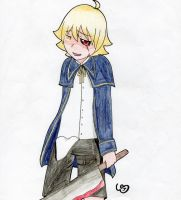 Vocaloid3 Oliver by SwimFree