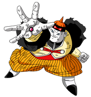 Android 19 by SbdDBZ