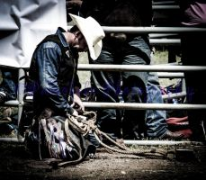 A Bull Riders Prayer by Kaptive8