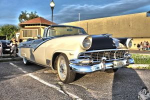 6 18 14 Ford Fairlane 1 HDR2 by patganz
