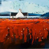 Ardnamurchan Cottage by NaismithArt