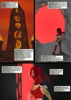 Mortal Kombat Issue #1 Page 14 by MarcusSmiter