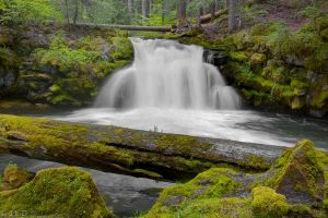 Whitehorse Falls 2 by 11thDimensionPhoto