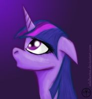 Twilight Sparkle by Adalbertus