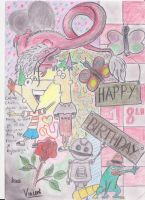 Birthday card by andvincent