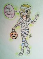 Happy Halloween!! Happy treat-and-tricking!!! by Shujun