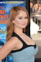 Debby Ryan Boobs 19 by Gaming-Master
