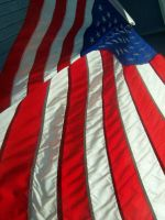 American Flag 5 by orderly-chaos-stock