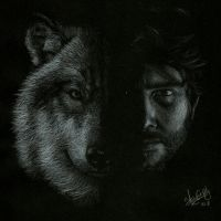 Of Wolf and Man by Shinigami1289