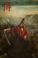 The Samurai by Alegion