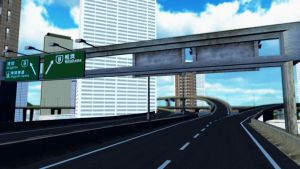 Japanese Highway for MMD by cargraP