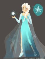 Let it Go! by greenrainfall
