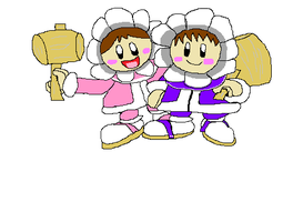 Ice Climbers by SmashManEMS1