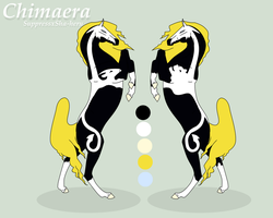 HARPG Chimaera by JourneytoRevenge