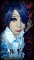 Ciel in wonderland cosplay by Caiyro
