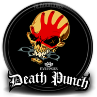 Five Finger Death Punch - Icon by Blagoicons