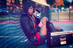 Boombox by angelaacevedo