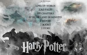 Harry Potter Wallpaper by LabsOfAwesome