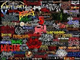 Death Metal Holocaust by infernosilver