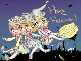 Happy Halloween 2013! by Minjuu