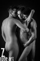 Nude Group 3 by ZephyrPictures