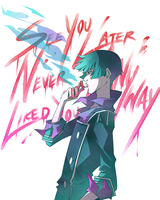 See You Later Never Liked You Anyway by Spritetacular