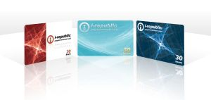 I-Republic 2006 Prepaid Cards by loc0
