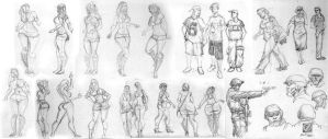 some studies by chclaudino