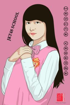 ve jkt48 by 123prio