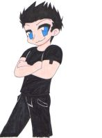 Ghost Adventures: Zak Bagans by Cadet-CB