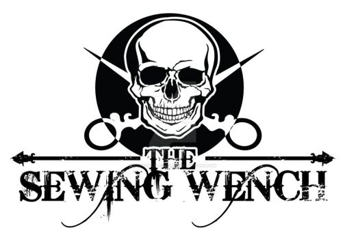 The Sewing Wench Logo by IncredibleLogoArts