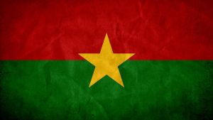 Burkina Faso Grunge by SyNDiKaTa-NP