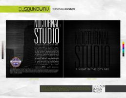 Mix Cover - NOCTURNAL STUDIO by angelaacevedo