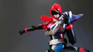 SH FIguarts Akiba Ranger Super Red Review by Digger318