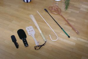 tools for spanking by luricun