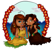 Latin oc: Perlas del mar by chibi098