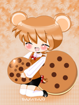 Tiny Biscuit Hamster Boy Adopt (CLOSED) by DanaDani
