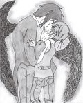 Monochrome no Kiss by Sun-And-Moon-Vampire