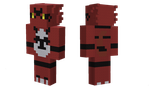 My minecraft skin ^^ by Shiron95