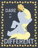 Dare to be Different by Cyle