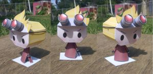 Dr. Horrible Ver. 2 Papercraft by Waldo-xp